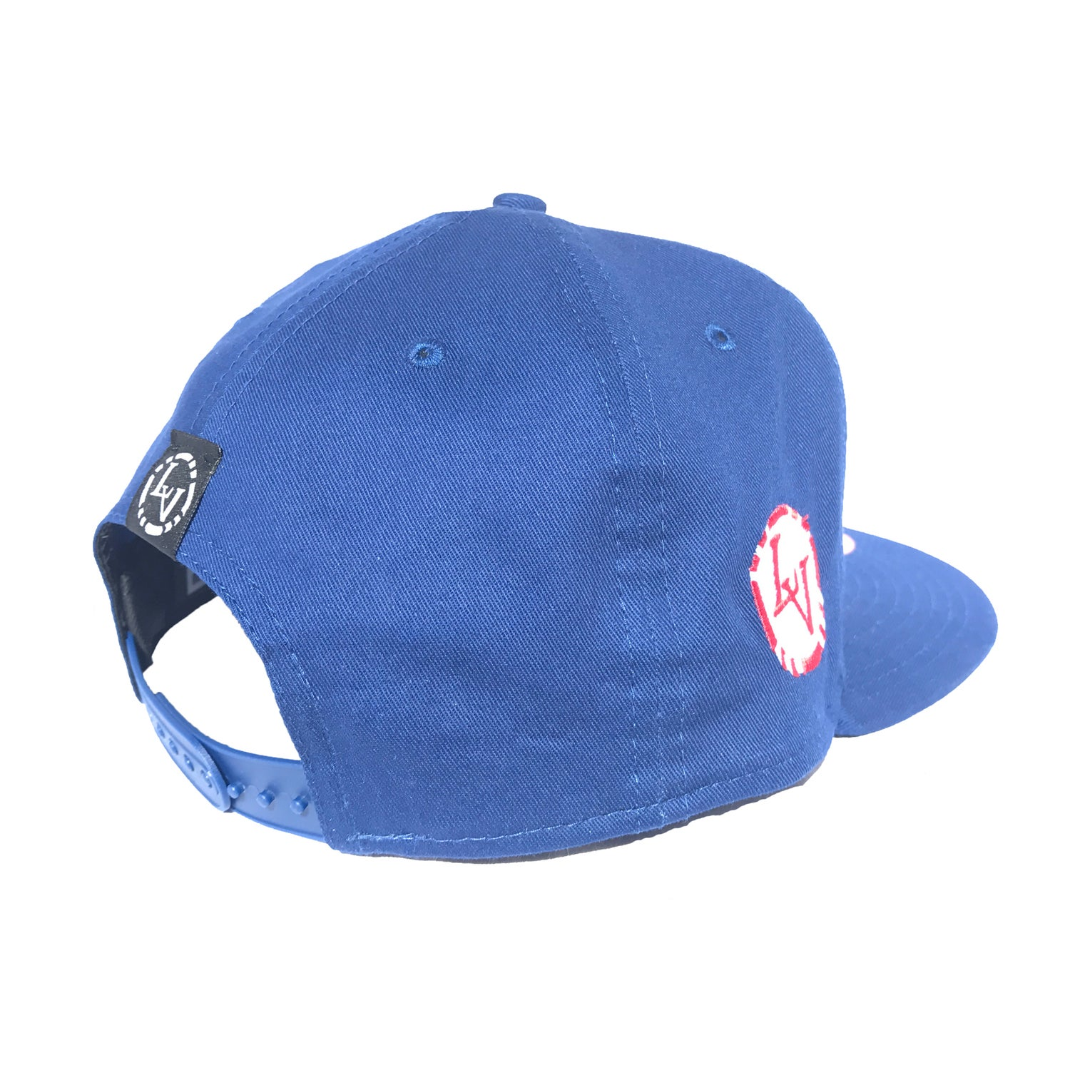 Image of 1st Rounders Snapback - ROY/RED/WHT