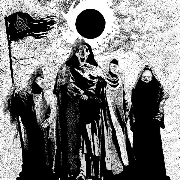 Image of Jagged Visions - Black Sun Zenith CD