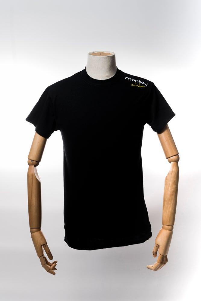 Image of Monkey Climber Streetwise shirt I Black