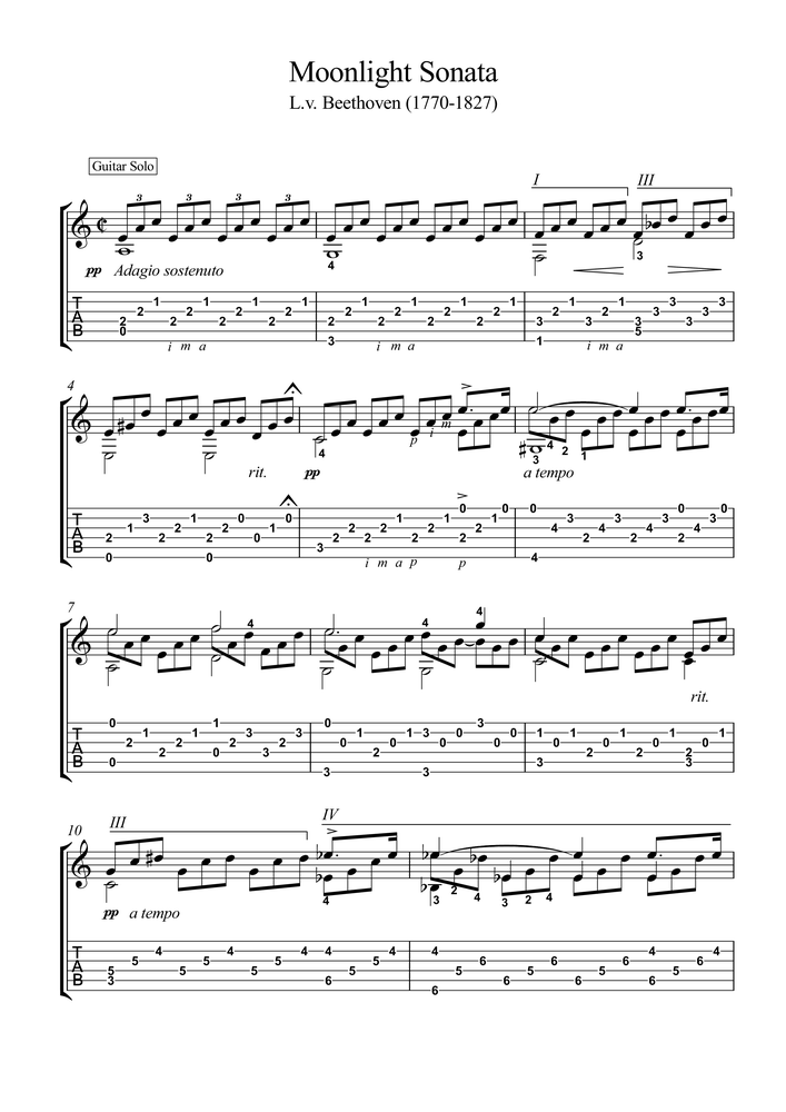 Image of Thousand Years Piano Chords Free Download