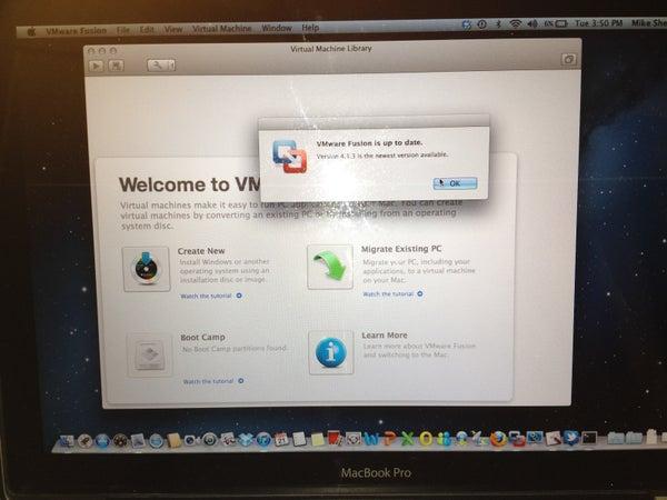 Image of Vmware Fusion 3 Download Mac