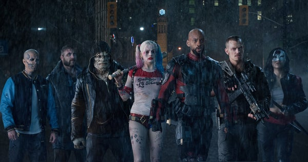 Image of Suicide Squad Movie Trailer Download