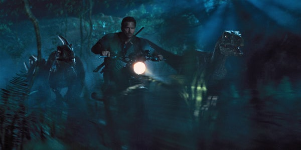 Image of Jurassic World 2015 In Hindi Free Download