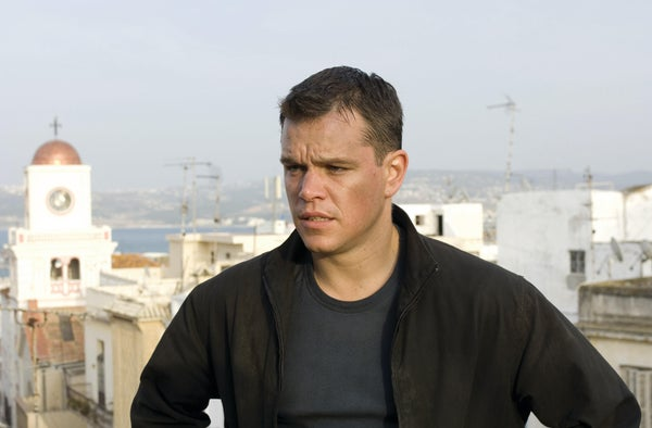 Image of Film The Bourne Ultimatum Download