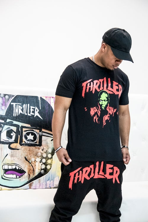 Image of Thriller Zombie T-Shirt