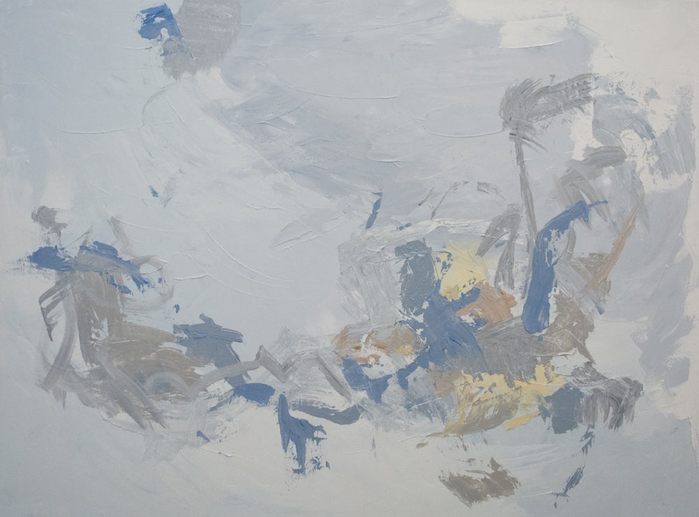 Image of 40 x 30 oil on canvas