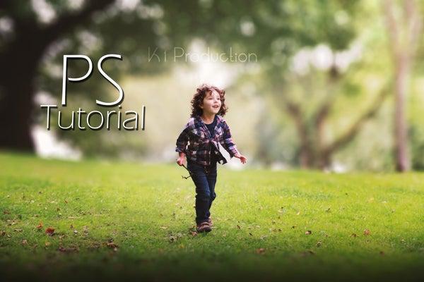 Image of Photoshop Portrait Action Free Download
