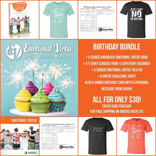 Image of The Birthday Bundle