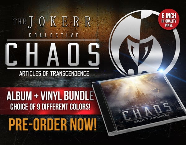 Image of Collective Chaos: Articles of Transcendence LEGACY VINYL Bundle