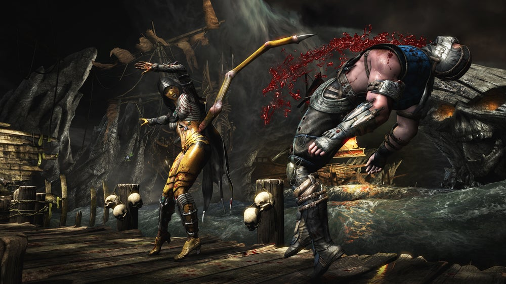 Image of Mortal Kombat 4 Download Full Version Free
