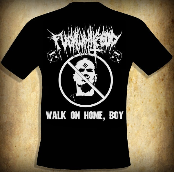 Image of WALK ON HOME, BOY T-SHIRT
