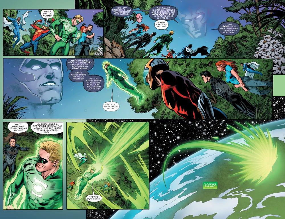 Image of Universo Dc Novos 52 Download