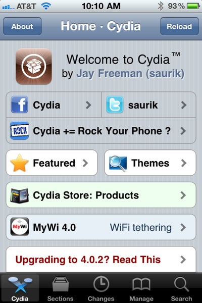Image of Untethered Jailbreak Ios 6 Iphone 4 Redsn0w Download