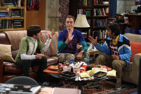 Image of Big Bang Theory Download 6 Season