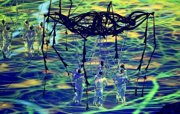 Image of Abertura Das Olimpiadas De Pequim Download