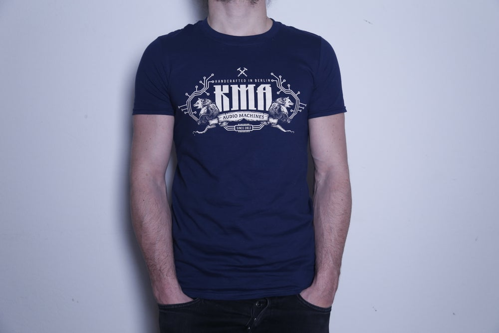 Image of KMA Audio Machines - Brand Shirt