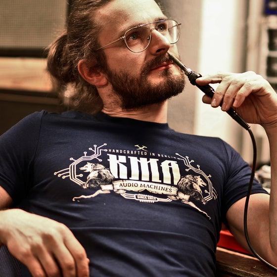 Image of KMA Audio Machines - Brand Shirt