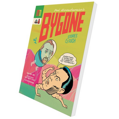 Image of SIGNED BYGONE Issue 1, Sept. 2013