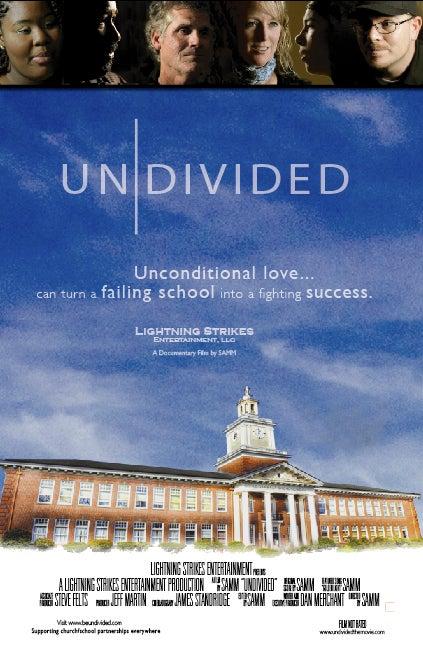 Image of UnDivided - Church Screening License