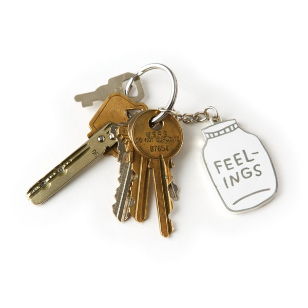 Image of FEELINGS Keychain