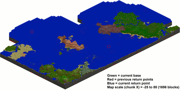 Image of Minecraft Survival Island Multiplayer Server Download