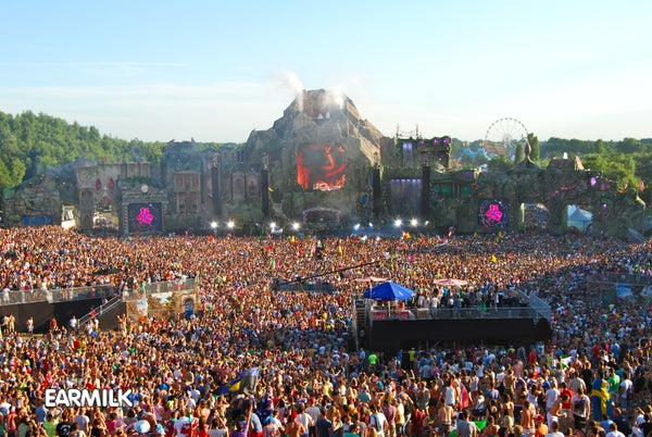 Image of Tomorrowland Festival 2015 Video Download