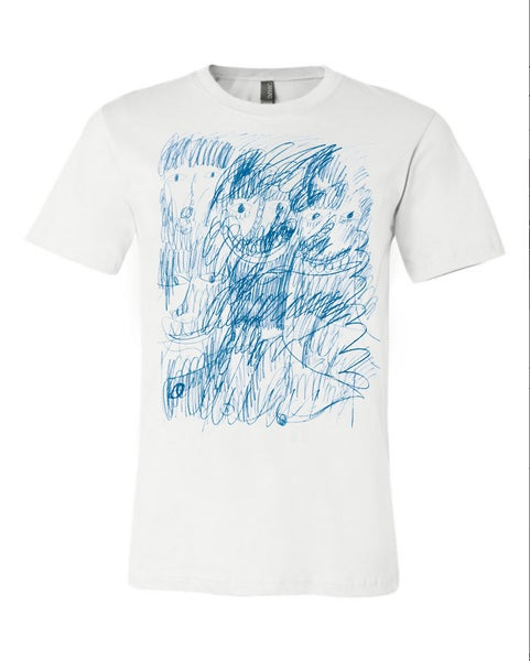 Image of Blue Savannah T-Shirt, 2017