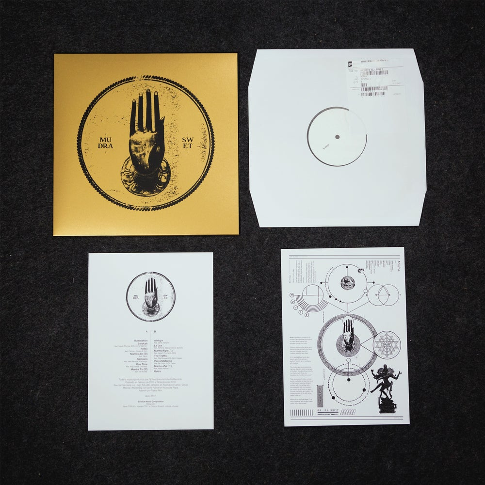Image of MUDRA TEST PRESSING