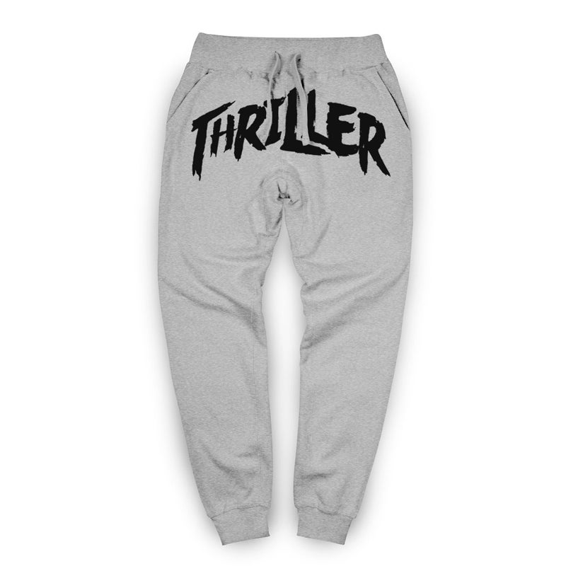 Image of Thriller Grey Joggers