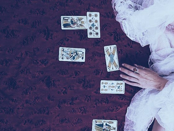 Image of Personal Tarot Reading