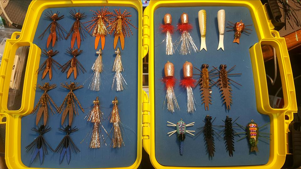 Image of ETFF Smallmouth Fly Selection - Limited Series