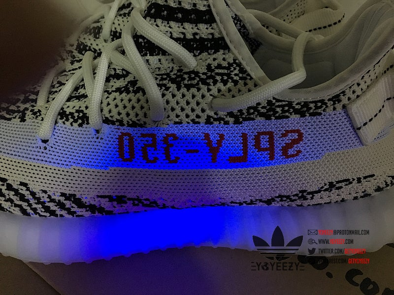 69% Off Yeezy boost 350 V 2 'Zebra' cp 965 full sizes uk Tan Where