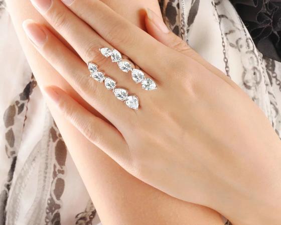 Image of Starlette Ring