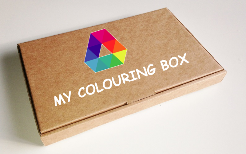 Image of 1 Month My Colouring Box Subscription