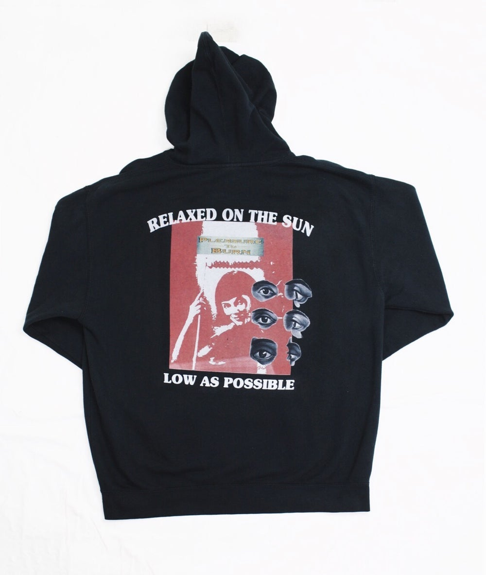 Image of PLEASURE TO BURN (HOODIE)
