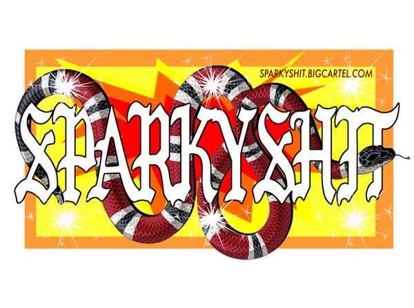 Image of Sparky OG sticker