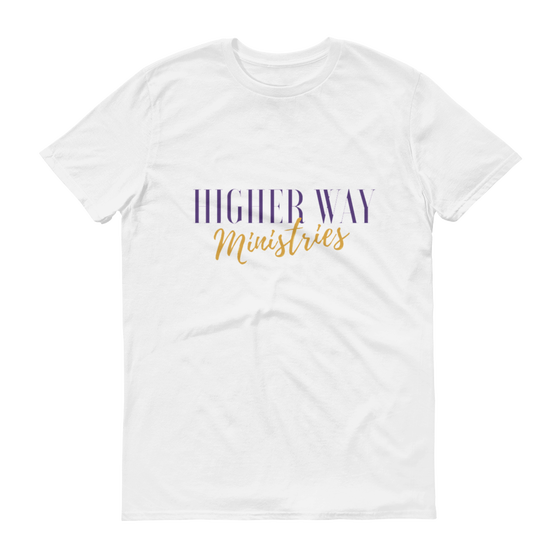 Image of Higher Way Ministries (HWM) Tee White