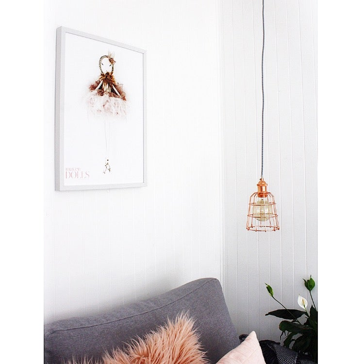 Image of DOLL DéCOR // WALL ART - Maven Alessi