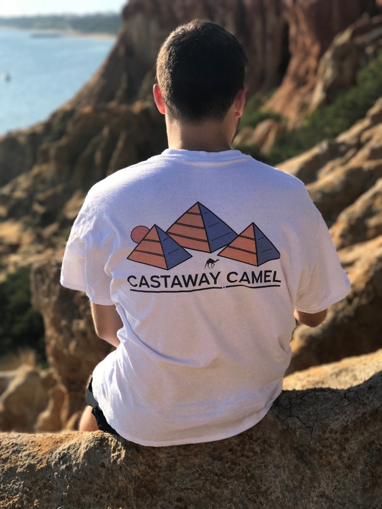 Image of Lost at the Pyramids • Short Sleeve