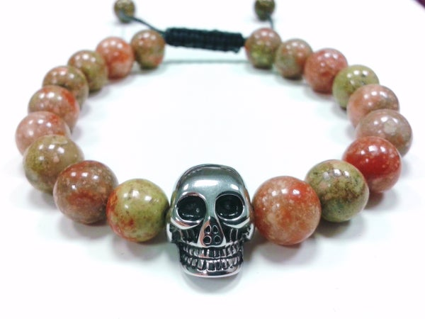 Image of Only for Men Armband Skull