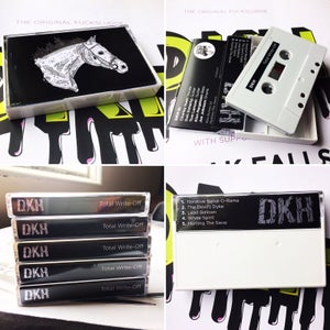 Image of DKH - Total Write-Off [2014] Tape