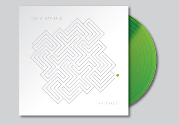 Image of Vultures Vinyl