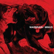 Image of WARBRAIN / MINUS - Split 7""