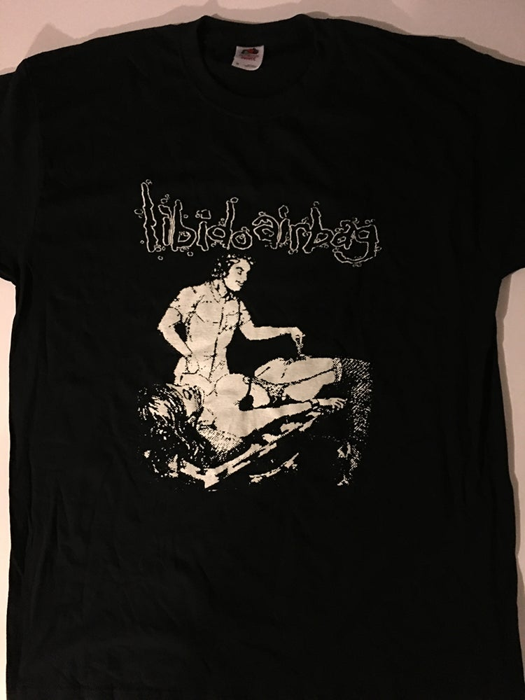 "Image of Libido Airbag "" Unshaved "" T Shirt"
