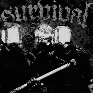 """Image of SURVIVAL - s/t 7"""""""