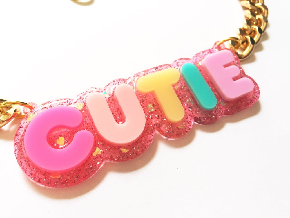 Image of Cutie Necklace