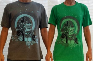 Image of Gorilla Headphones T-Shirt