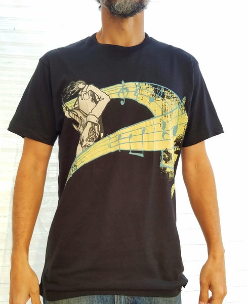 Image of Strings T-shirt