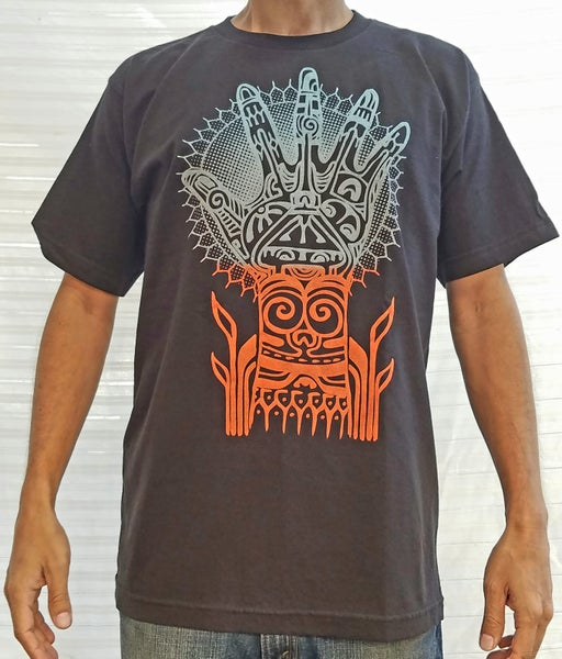 Image of Tribal Skull T-shirt