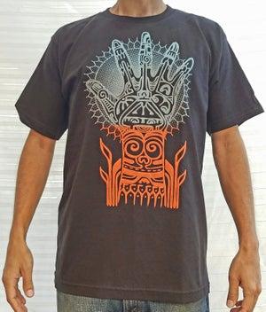Image of Tribal Skull T-shirt